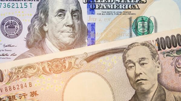 美元兑日元