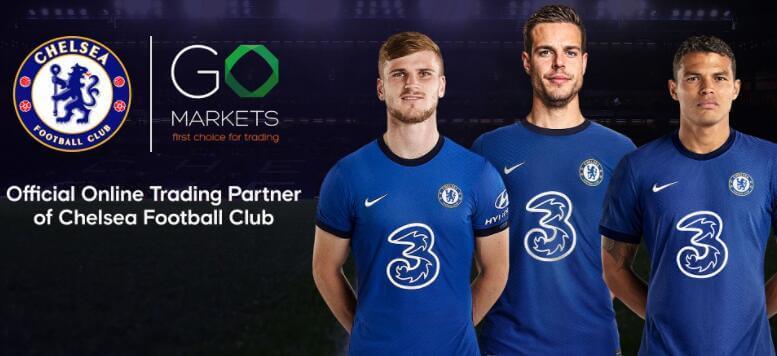 GO Markets成为切尔西俱乐部的赞助商