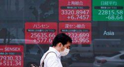 周四亚洲股市下跌 疫情逼迫美联储采取更多宽松措施