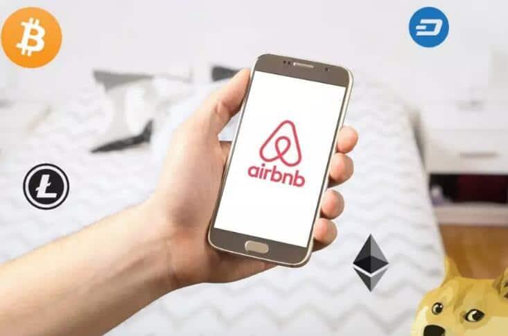 Airbnb计划考虑使用 加密货币和区块链技术