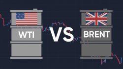 WTI原油和布伦特原油的区别