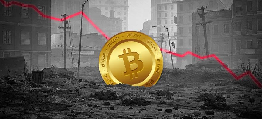 加密货币市场24小时内损失1700亿美元