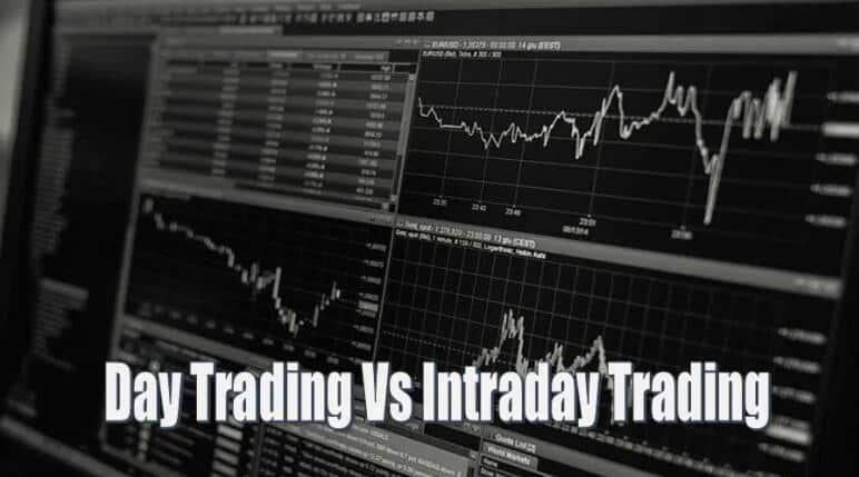 日内交易和日间交易