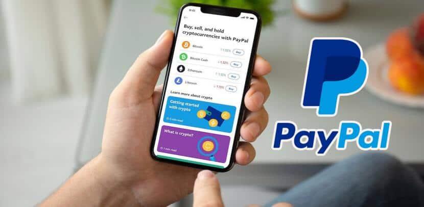 PayPal的加密交易量 达到创纪录的2.42亿美元