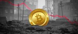 加密货币市场 24小时内损失2000亿美元