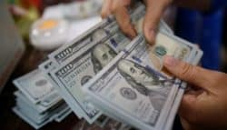 美元上涨 即使美国劳工数据令人失望